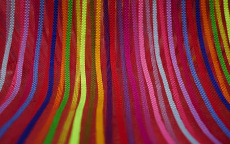 Seamless rainbow curved stripes color line art  background  Bend up Zdjęcie Seryjne - 137963102