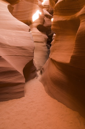 Lower Antelope Canyon in Arizona Stock Photo - 13320982
