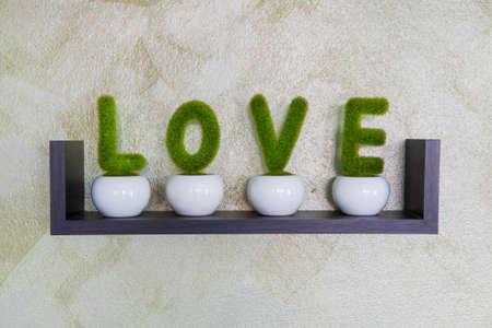 wall decor: Pots, wall decor