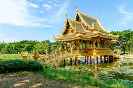 The Palace in Ancient City, Samutprakan Thailand