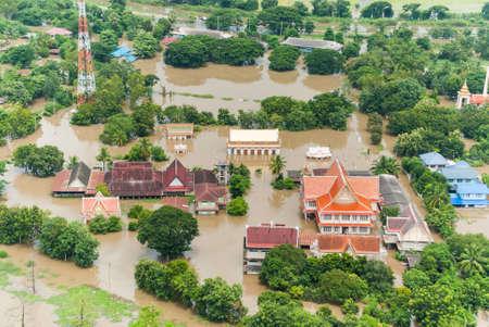 vexation: Thailand floods, Natural Disaster