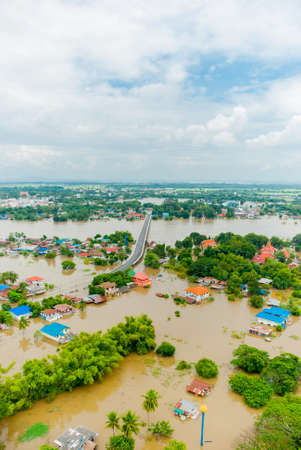 worst: Thailand floods, Natural Disaster
