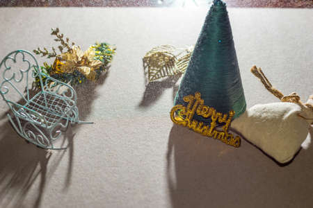 composition: christmas composition