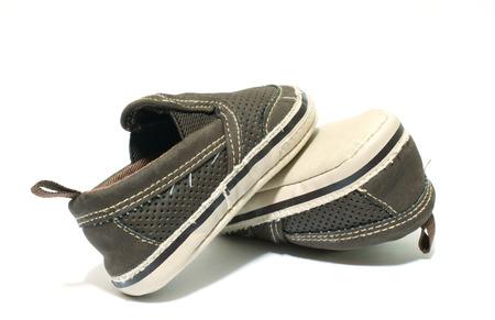 baby shoe: baby shoe