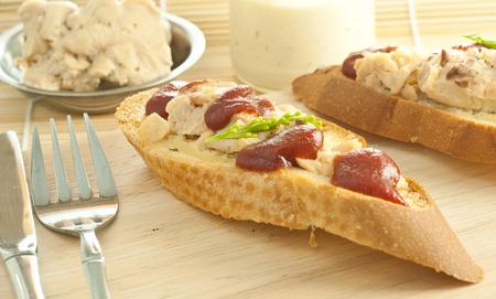 appetizing: appetizing bread