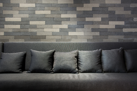 arredamento classico: stile di lusso del divano in pelle