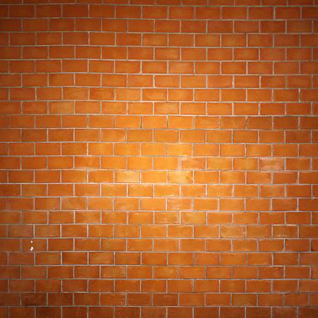 Red brick wall texture background 免版税图像