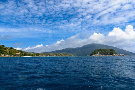 Lipe island ,paradise island in Thailand Zdjęcie Seryjne