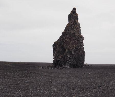 Volcanic Rock Spire