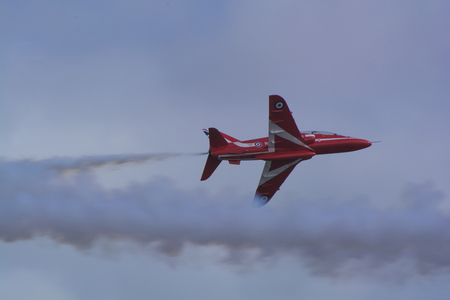Red Arrows Portrush Airshow Northern Ireland