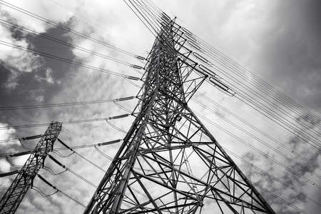 hz: High voltage AC transmission towers