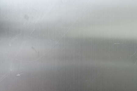 Stainless steel plate texture background