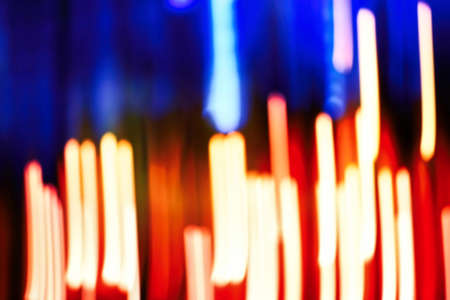Abstract Blur of lighting background