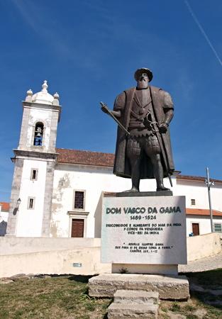 discoverer: Vasco da Gama and Church Editorial