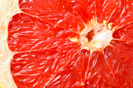Grapefruit texture on whole background, close up