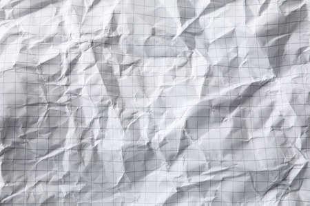 Fond de texture de papier froissé, toile de fond en gros plan Banque d'images