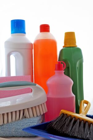 disinfect: Cleaning tools