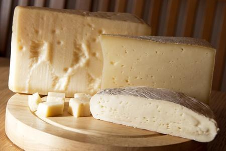 cheeses: choice of italian cheese