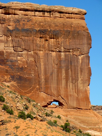 rocky mountain national park: Arches National Park           Stock Photo