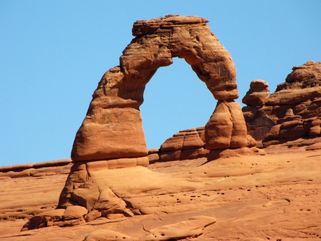 moab: Delicate Arch at Arches National Park
