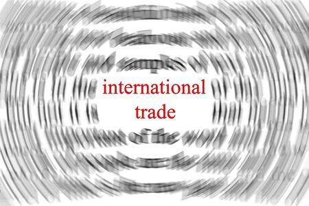 International trade photo