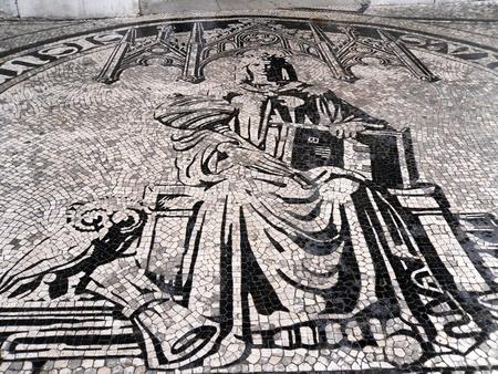 A törvény - mozaik
