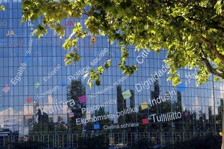 Parlement européen Éditoriale