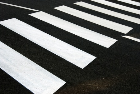 pedestrian crossing zebra