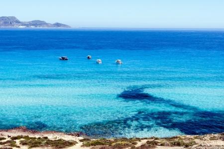 sicily: Wonderful sea a Favignana - Cala rossa - Sicily, Italy