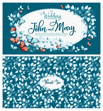 wedding Invitation card 1