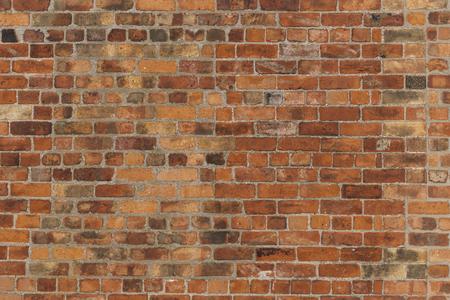 Dark Brick Wall Texture Stock Photo