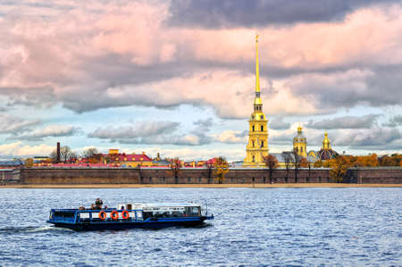 St. Petersburg, Russia, Peter and Paul fortress