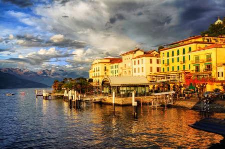 lake como: Bellagio, Lake Como, Italy