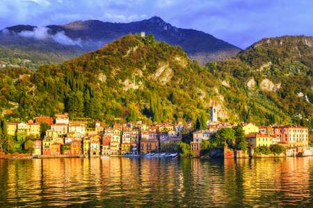 Menaggio, Como Lake, Italy 版權商用圖片