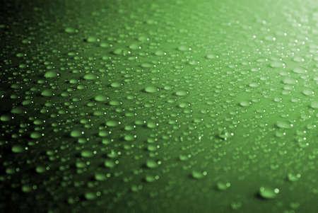 aqa: Green Bubbles