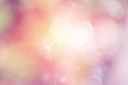 color background: full color bokeh glitter defocused abstract background Stock Photo