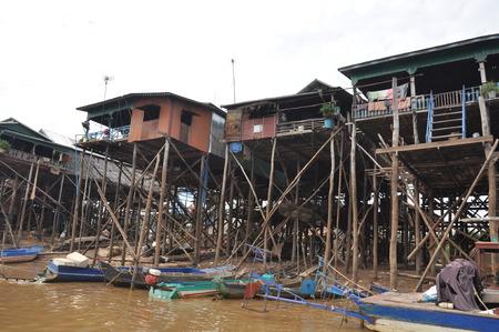 tonle sap: Tonle Sap Village