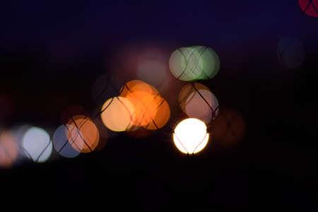 Abstrakter bokeh Hintergrund Standard-Bild - 31675415