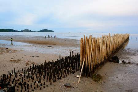 phuket province: Seascape At Sapanhin Phuket Province