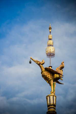 thaiart: Pillars in Thailand A beautiful