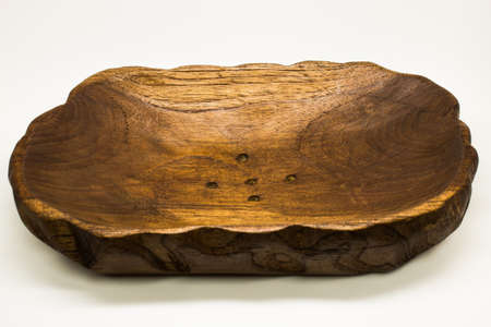 teak: Fruit tray Made of teak wood