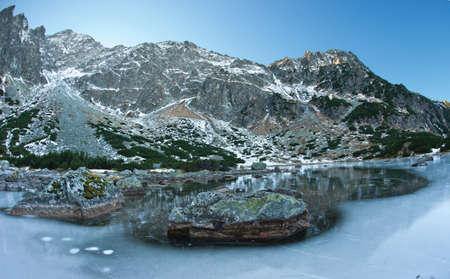 Hohe Tatra - Tarn Standard-Bild - 94376070