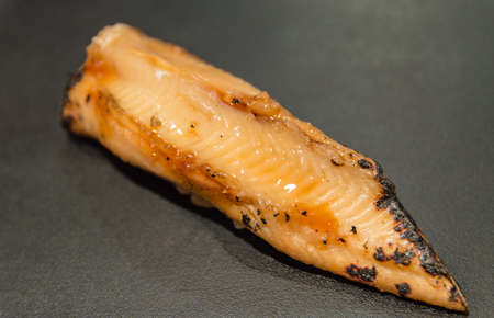 saltwater eel: Anago Nigiri, Salt-Water Eel Sushi