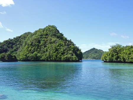 palau: Palau Rock Formation