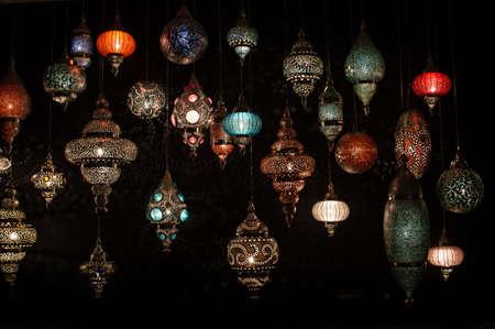 lamp shade: Turkish lamps