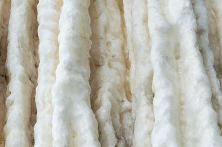 decade: Close up of Stalagmite