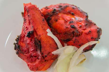 Traditional Tandoori Chicken - India