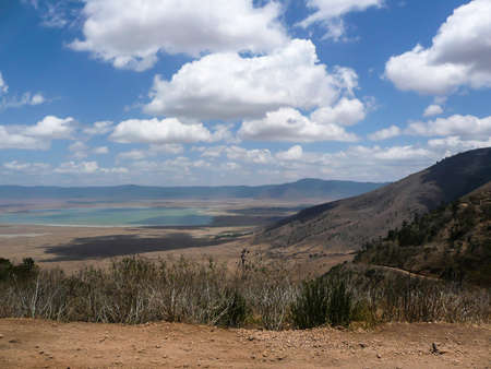 world   s largest: Ngorongoro crater   The world s largest unbroken caldera,home to the  big five