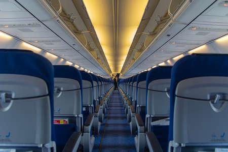 aeroplane: Seats in the airplane