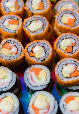 maki sushi: Maki